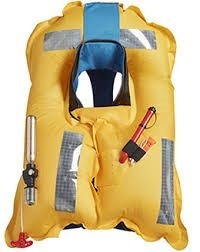 Crewfit 35 Sport USCG Appvd. Auto Inflate Life Vest