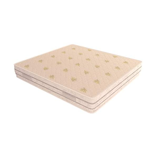 Baldiflex Materasso Memory Easy Super Top Matrimoniale con Rivestimento in Aloe Vera, Misura 160x190x23 cm 1 spesavip