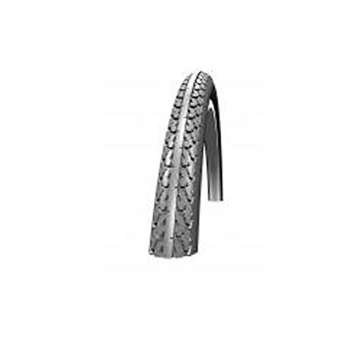 Schwalbe Cruiser (Schwalbe Cruiser HS 228 Wheelchair Tires - Wire Bead (Grey/Black Skin - 22 x 1.0))