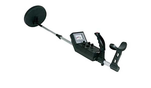 Amazon.com: Velleman CS150N Metal Detector With Audio Discriminator: Industrial & Scientific