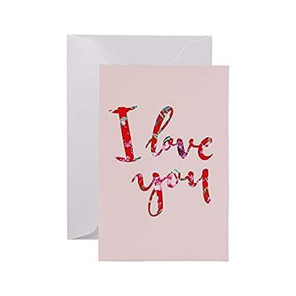 5 Piezas Hecho A Mano Diy Amor Cumpleaños Tridimensional Día ...
