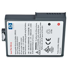 HP FA190A#AC3 Extended 3600 mAH Removable Battery For iPAQ H4300 Series (Ac3 Hp Ac Adapter)