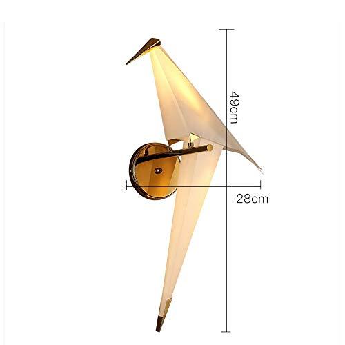 Origami Crane Led Light in US - 9