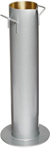 Koehler K26300 Brass Hydrometer Cylinder, 2.5'' Diameter x 12'' Height by Koehler