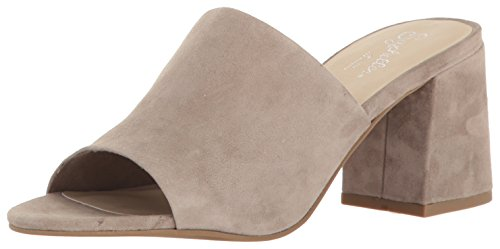 Women's Taupe Heeled Black Sandal Commute Seychelles Hd4qwxRH