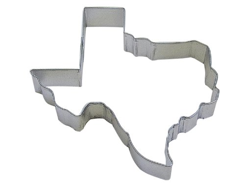 Texas Cookie Cutter - R&M Texas State 5