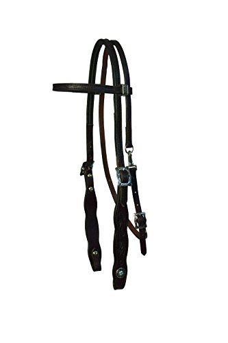 Tucker Trail Saddles - Tucker Horizon Series Browband Headstall