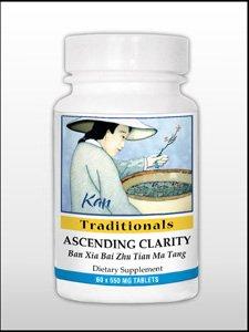 Kan Herbs Ascending Clarity 60 tabs