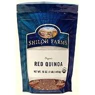Shiloh Farms: Red Quinoa 6 16 Oz Case