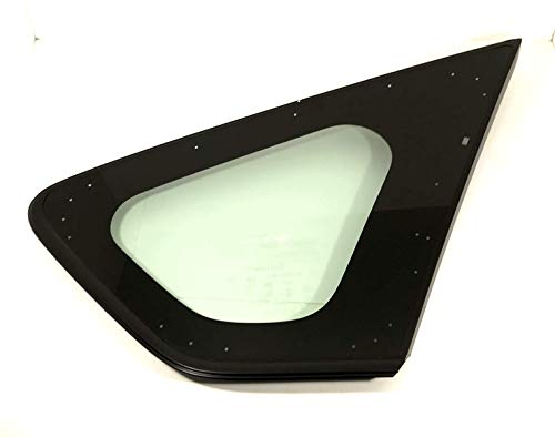 OEBrands Fits 10-15 Toyota Prius 4dr. Hatch Right Passenger Side Rear Quarter Glass New OE