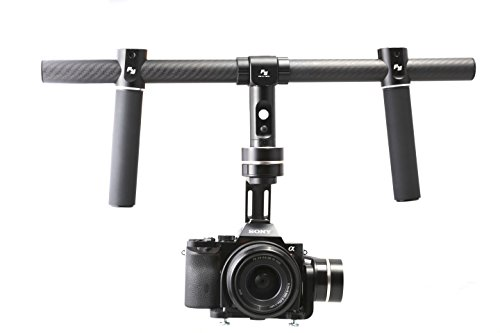 Feiyu Tech MG 3-Axis Handheld Gimbal for Mirrorless Cameras with 360 Degree Pan, Tilt and Roll