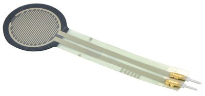 Flex Sensor (FORCE SENSING RESISTOR,0.5 INCH ,CIRCLE,1oz-22LB,FLEXIBLE)