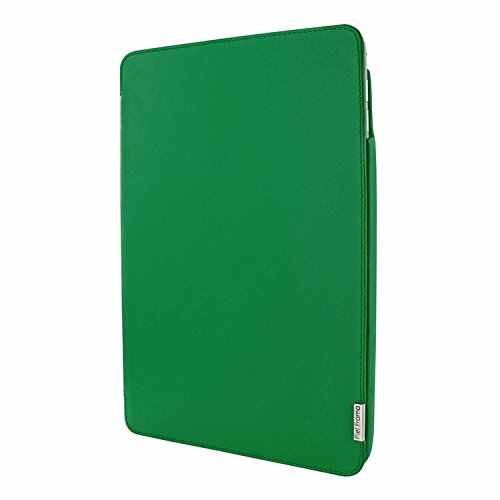 (Piel Frama 697 Green FramaGrip Leather Case for Apple iPad Air 2)