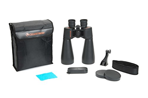 Celestron SkyMaster Giant 15×70 Binoculars with Tripod Adapter