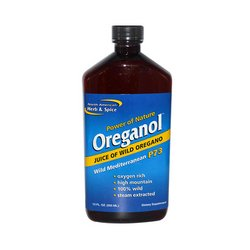 Oreganol, Juice of Oregano 12 oz ( 12 Pack)