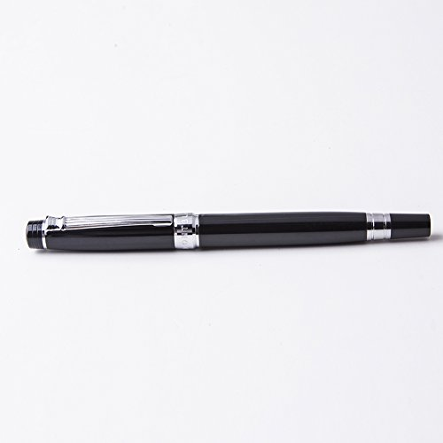 Montblаnc black steel classic signature pen by Montblаnc