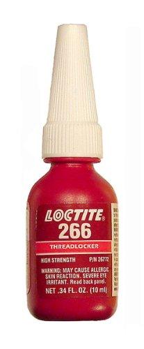 LocTite 266 Threadlocker High Temp High Strength 10 Ml