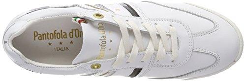 d'Oro Sneaker Low Imola Donna Bianco Donne Pantofola White Bright Z1aAqxzznw
