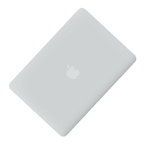 Price comparison product image Toogoo Matte Hard Case For Apple Macbook Pro Case- Pro 13 A1706@A1708 inch Transparent