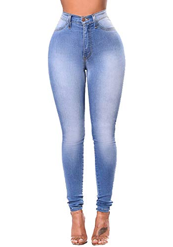 Jeans Lueyifs Bleu Boyfriend Lueyifs Femme Jeans Jeans Bleu Femme Lueyifs Boyfriend BR0TqT