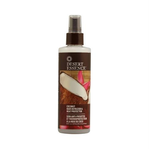 Desert Essence Coconut Defrizzer & Heat Protector Spray 235 ml S1085844N