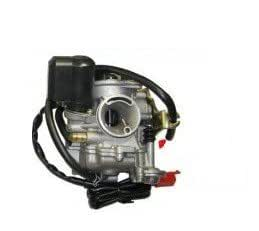 Lance Charming 49cc 50cc New Carburetor ZN50QT-A Model Parts Chinese GY6  Parts