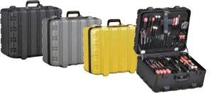 Super-Size Tool Case: 17 x 19.13 x 10 Color: Black