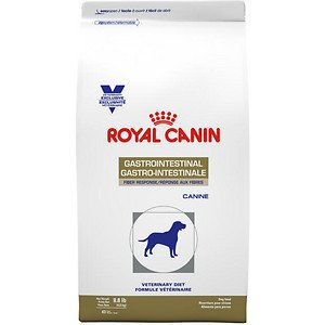 Royal Canin Gastrointestinal Fiber Response Dry Dog Food 17.6 lb bag (Best Dry Dog Food For Colitis)