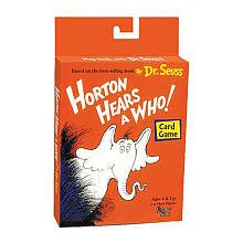 horton hears a who card game - 1