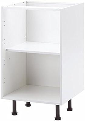 400 mm Küche Unterschrank Unterschrank weiß ... - Amazon.de