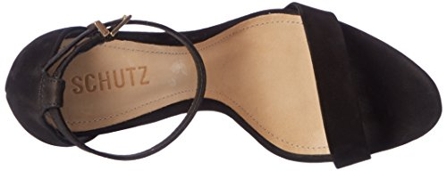 SCHUTZ S2-01480016 - Tira de Tobillo Mujer Schwarz (Black)