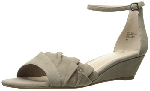 Seychelles Women's Coffee Wedge Sandal, Taupe, 8.5 M US (Wedge Seychelles Womens Shoes)