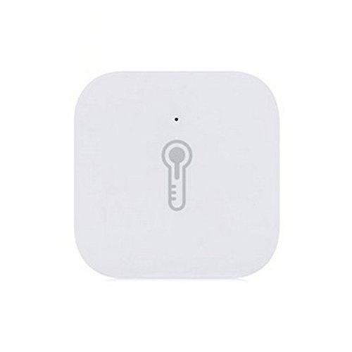 OUKU Xiaomi Aqara Temperature Humidity Sensor - MILK WHITE ZigBee Wireless Connection/Automatic Alarm/Detect Atmospheric Pressure