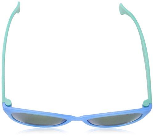 Sol de Multicolor Transp Matt Semi Gafas Police para azure Mujer EAOwUq1