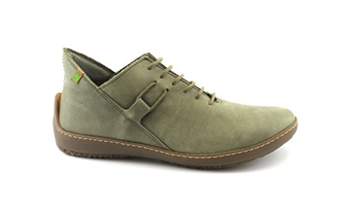 Nd19 Pleasant Lacets Verde Vert Femme Kaki Chaussures bee vvxUPSrqw