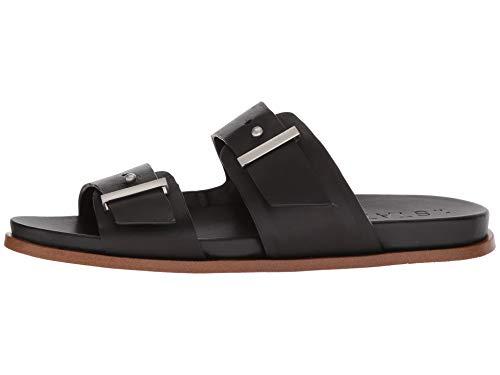 1.STATE Women's Ocel Black Leather 10 M US