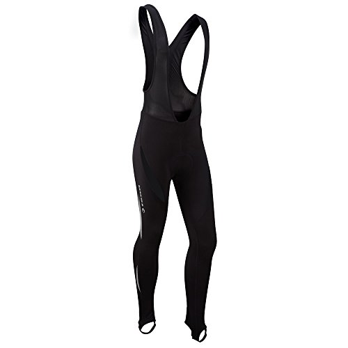 Mens Lazer Thermal Bib Leggings/Tights - Black - (Lazer Bib)