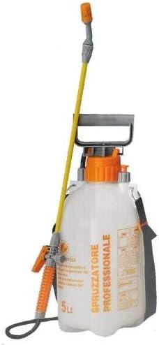 Bomba de hombro Manual pulverizador, Nebulizador, Pulverizador para jardín, Huertas y plantas 5 Lt, color variado: Amazon.es: Hogar