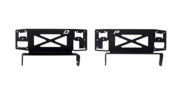Rigid Industries 41619 Stealth Grille Light Mounts