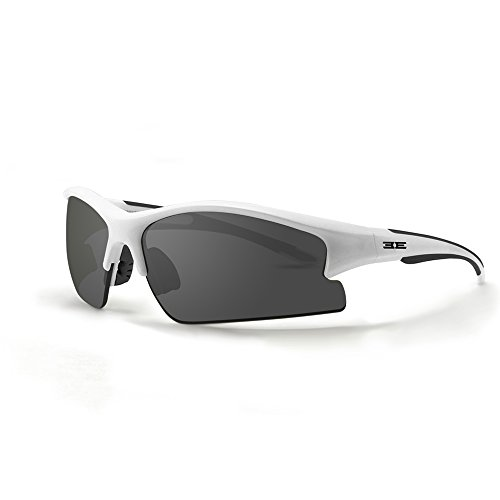 Epoch 1 Smoke Sunglasses (White)