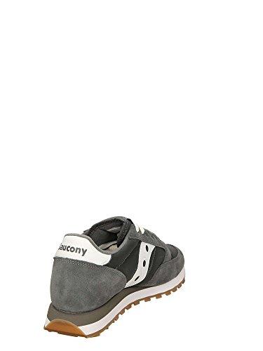 Sneakers Saucony Uomo Basse Grigio Jazz qCTCRAw