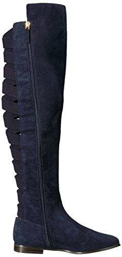 Nine Women's Eltynn Suede Navy West x0C0pwYqan
