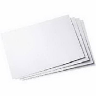 Royal Brites Poster Board White, 14 x 22 Inches, 25-Sheets Case (25303)