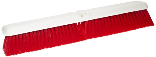 Carlisle 4189005 Sparta Omni Floor Sweep, 18'', Red by Carlisle