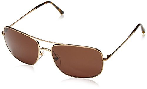Burberry BE3077 Sunglasses 118973-60 - Gold Frame, - Shades Women Burberry