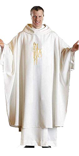 Red Chasuble - Spirit/Hope Monastic Chasuble (Red)