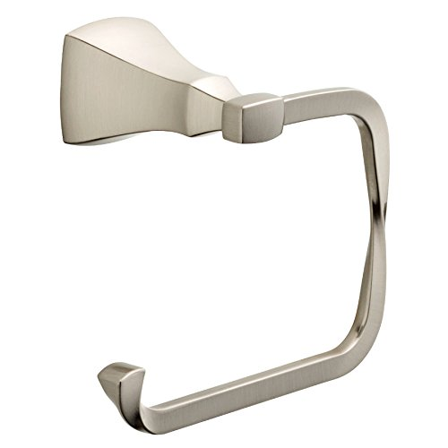 Delta Sawyer Satin Nickel Toilet Paper Holder by Delta