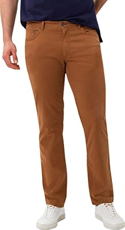 BRAX Męskie spodnie Cooper Fancy: Odzież