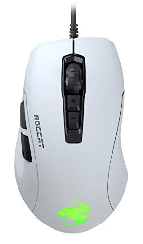 ROCCAT KONE Pure Ultra Gaming Mouse – White