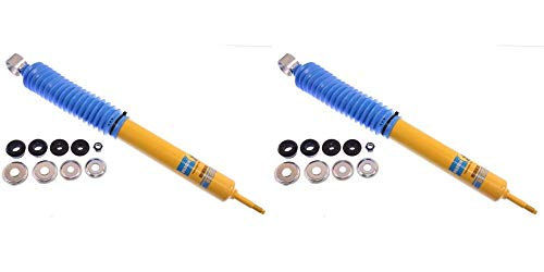 (Bilstein B6 4600 Rear Shock Set For 1995 Land Rover Range Rover County Classic)